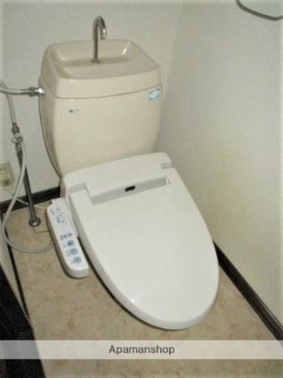 ヴィラクレストB棟[2DK/38.97m2]のトイレ