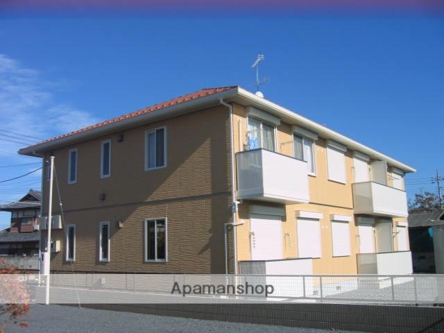 茨城県笠間市、友部駅徒歩12分の築9年 2階建の賃貸アパート