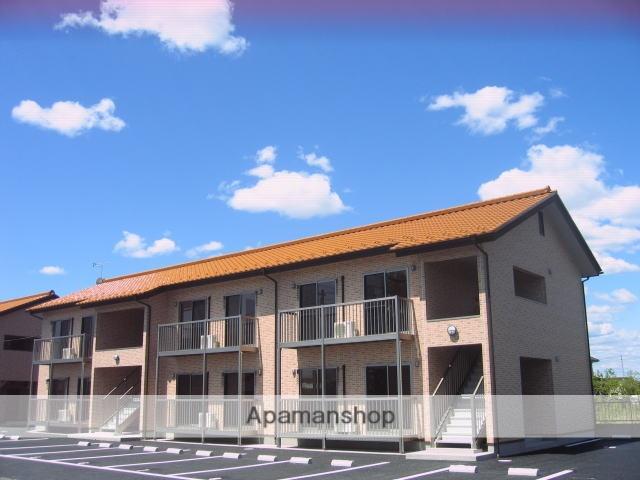 茨城県笠間市、友部駅徒歩50分の築7年 2階建の賃貸アパート