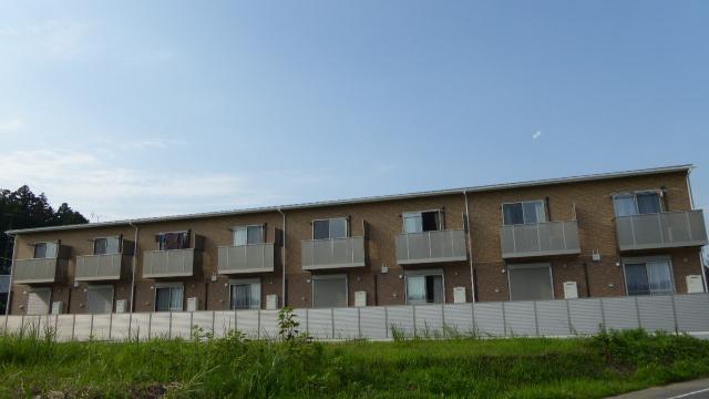 茨城県笠間市、岩間駅徒歩17分の築1年 2階建の賃貸テラスハウス