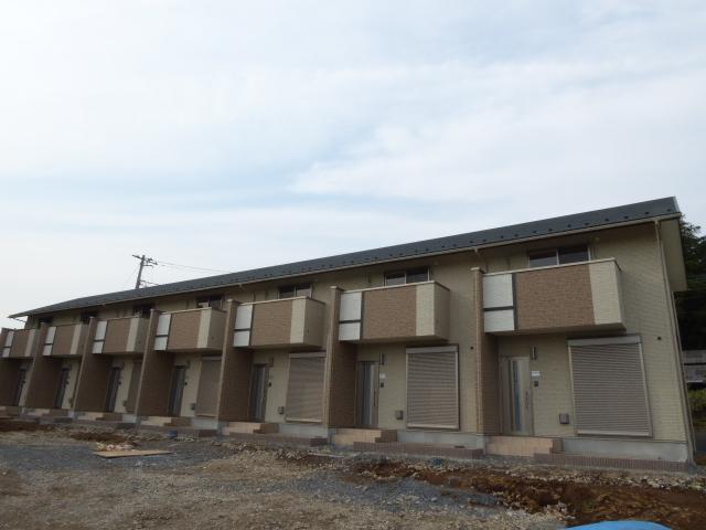 茨城県小美玉市の築1年 2階建の賃貸アパート