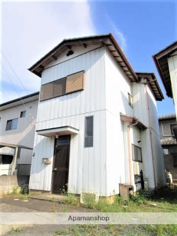 茨城県笠間市の築22年 2階建の賃貸一戸建て