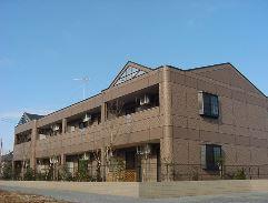 茨城県石岡市、石岡駅徒歩16分の築13年 2階建の賃貸アパート