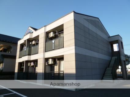 茨城県桜川市、岩瀬駅徒歩12分の築10年 2階建の賃貸アパート