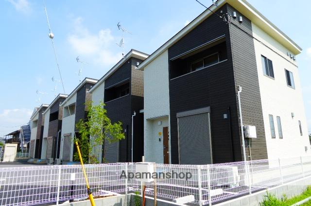 茨城県笠間市、友部駅徒歩52分の新築 2階建の賃貸テラスハウス
