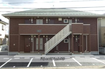 茨城県笠間市、友部駅徒歩7分の新築 2階建の賃貸アパート