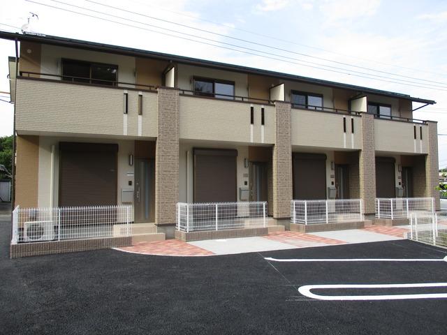 茨城県笠間市、稲田駅徒歩9分の新築 2階建の賃貸一戸建て