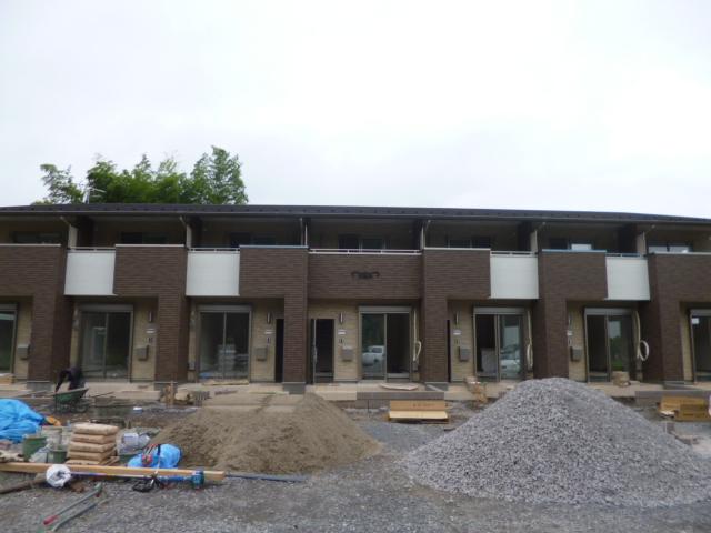 茨城県笠間市、岩間駅徒歩38分の新築 2階建の賃貸テラスハウス