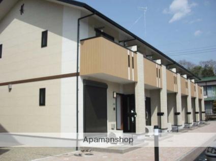 茨城県笠間市、笠間駅徒歩40分の築6年 2階建の賃貸テラスハウス