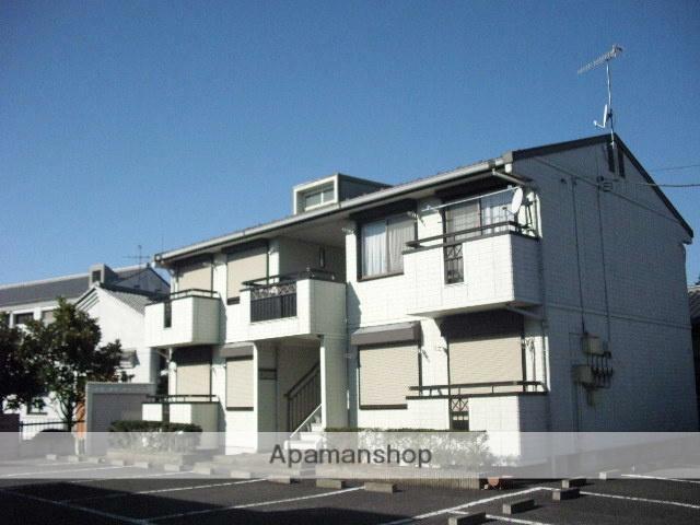茨城県笠間市、笠間駅徒歩10分の築20年 2階建の賃貸アパート