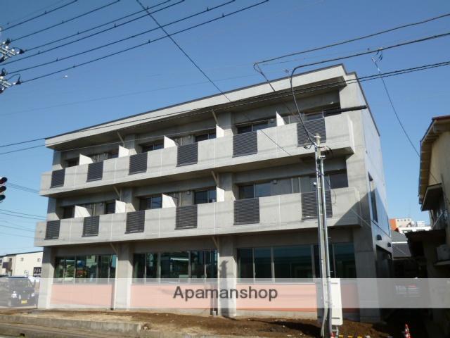 茨城県笠間市、友部駅徒歩4分の築5年 3階建の賃貸マンション