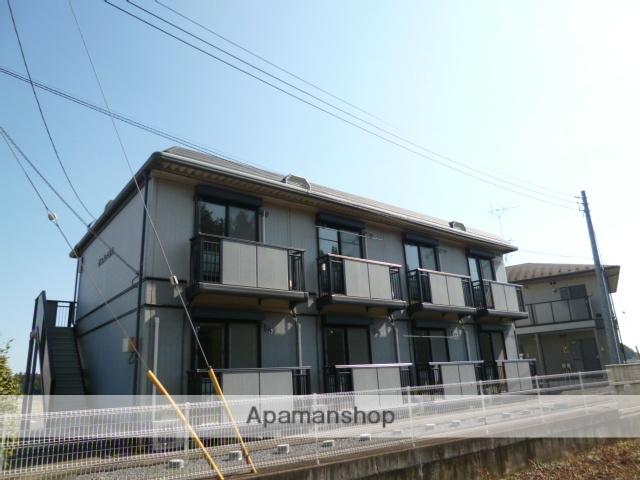 茨城県笠間市、羽鳥駅徒歩85分の築19年 2階建の賃貸アパート