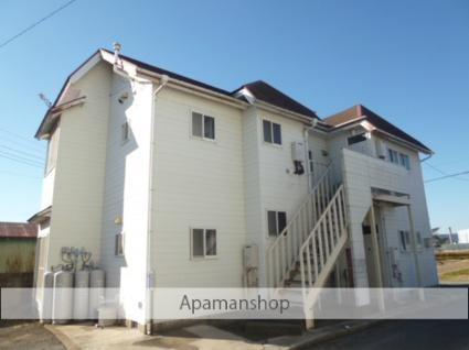 茨城県笠間市、笠間駅徒歩13分の築28年 2階建の賃貸アパート
