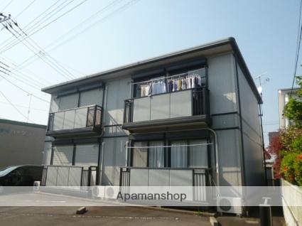 茨城県水戸市、赤塚駅徒歩8分の築18年 2階建の賃貸アパート