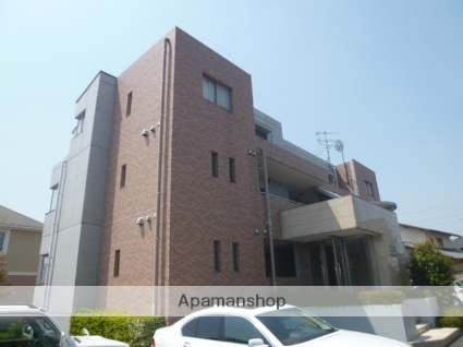 茨城県水戸市、水戸駅徒歩40分の築13年 3階建の賃貸マンション
