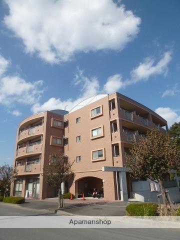 茨城県水戸市、水戸駅徒歩17分の築14年 4階建の賃貸マンション