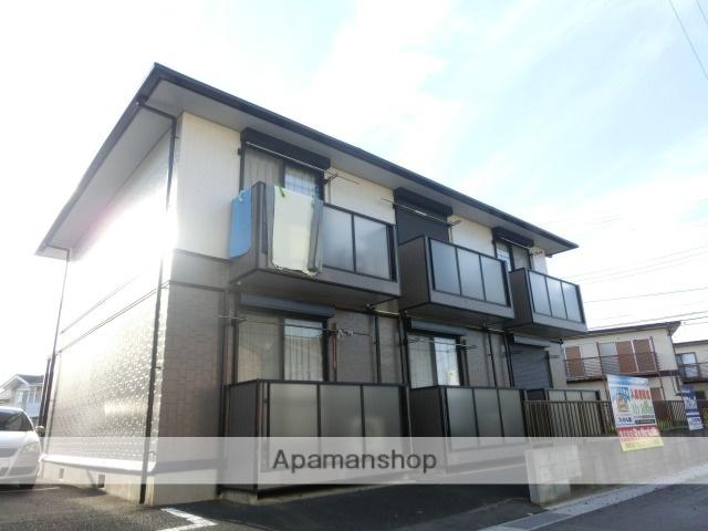 茨城県水戸市、水戸駅徒歩15分の築18年 2階建の賃貸アパート