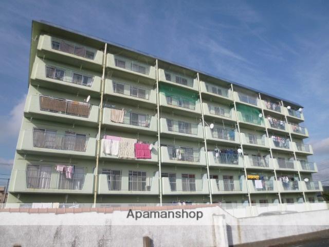 茨城県水戸市、赤塚駅徒歩10分の築37年 6階建の賃貸マンション