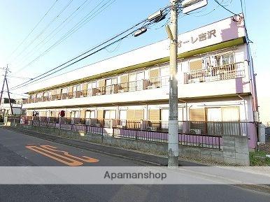 茨城県水戸市、水戸駅徒歩51分の築29年 2階建の賃貸アパート