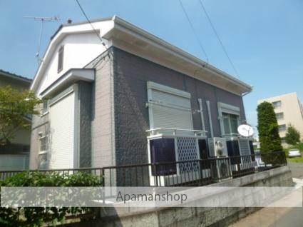 茨城県水戸市、赤塚駅徒歩10分の築18年 1階建の賃貸アパート