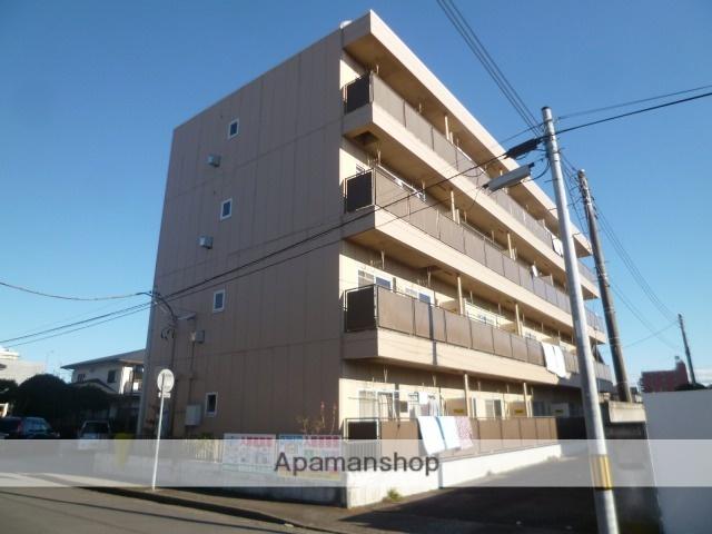 茨城県水戸市の築33年 4階建の賃貸マンション