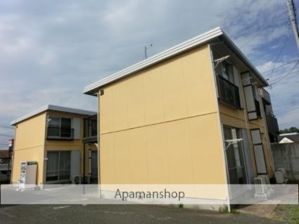 茨城県水戸市の築31年 2階建の賃貸アパート