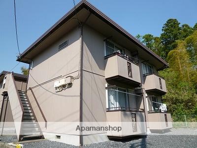 茨城県水戸市、赤塚駅茨城交通バス15分表入口下車後徒歩5分の築27年 2階建の賃貸アパート