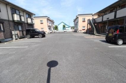 クヒオ[1K/30.27m2]の駐車場1