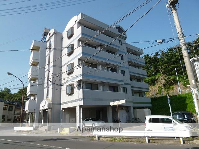 茨城県水戸市、水戸駅徒歩9分の築25年 5階建の賃貸マンション