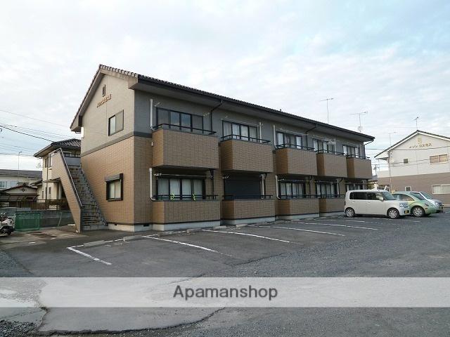 茨城県水戸市、水戸駅徒歩50分の築16年 2階建の賃貸アパート