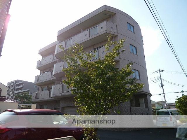 茨城県水戸市、水戸駅徒歩35分の築10年 4階建の賃貸マンション