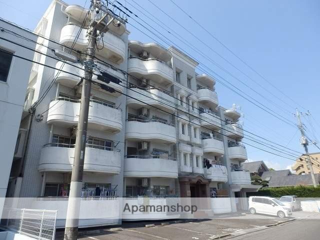 茨城県つくば市、つくば駅関東鉄道バス20分気象台下車後徒歩5分の築26年 5階建の賃貸マンション