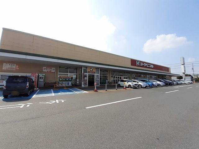 ヨークベニマル谷田部店 2400m