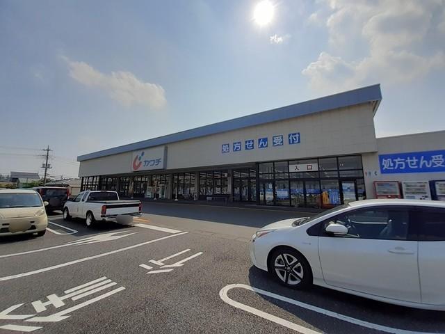 カワチ薬品谷田部店 2400m