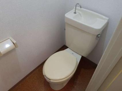 サンモールMⅡ[3K/47.76m2]のトイレ