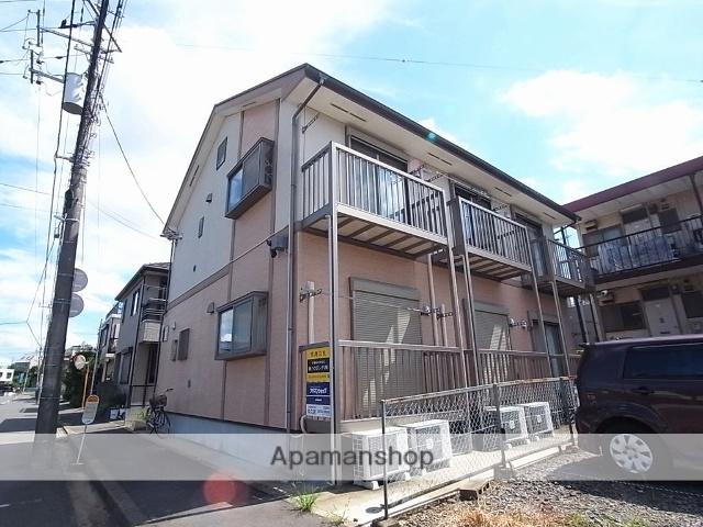 茨城県牛久市、牛久駅徒歩7分の築10年 2階建の賃貸アパート