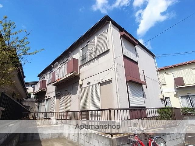 茨城県牛久市、牛久駅徒歩25分の築32年 2階建の賃貸アパート
