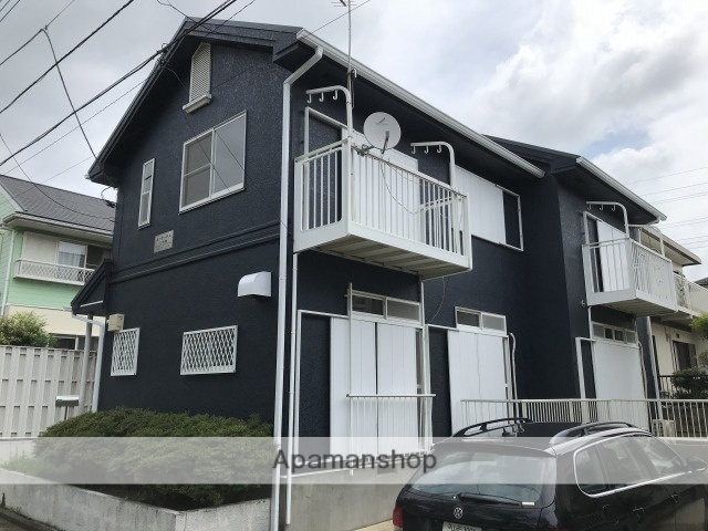 茨城県牛久市、牛久駅徒歩17分の築27年 2階建の賃貸テラスハウス