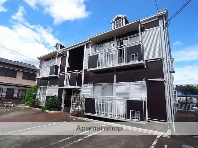 茨城県つくば市、ひたち野うしく駅徒歩50分の築27年 2階建の賃貸アパート