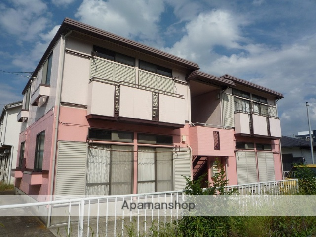 茨城県土浦市、土浦駅徒歩20分の築33年 2階建の賃貸アパート