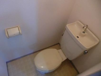 サンハイツ中島[3DK/53.68m2]のトイレ
