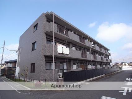 茨城県牛久市、牛久駅徒歩26分の築13年 3階建の賃貸マンション