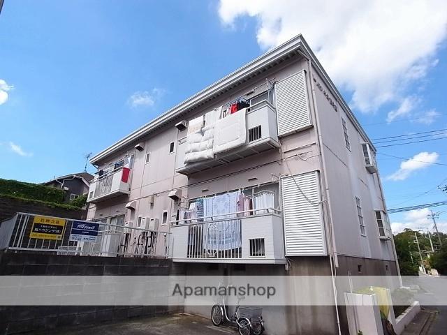 茨城県牛久市、牛久駅徒歩23分の築28年 2階建の賃貸アパート