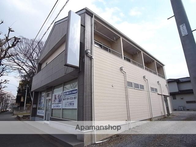 茨城県牛久市、牛久駅徒歩5分の築24年 2階建の賃貸アパート