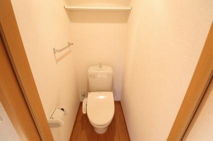 グランシャリオ ABC[2LDK/53.76m2]のトイレ