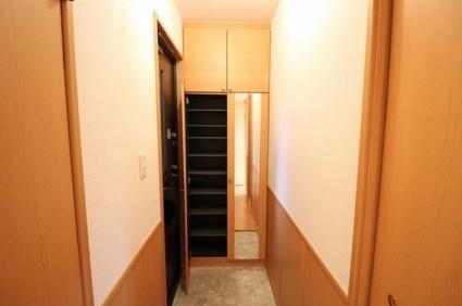 グランシャリオ ABC[2LDK/53.76m2]の玄関
