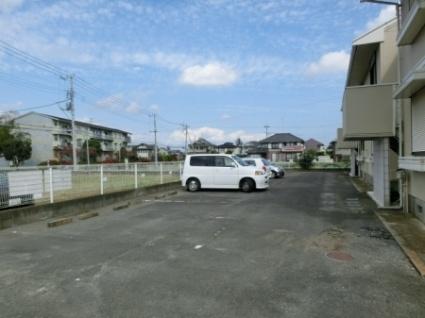 サンハイツ中島[3DK/53.68m2]の駐車場1