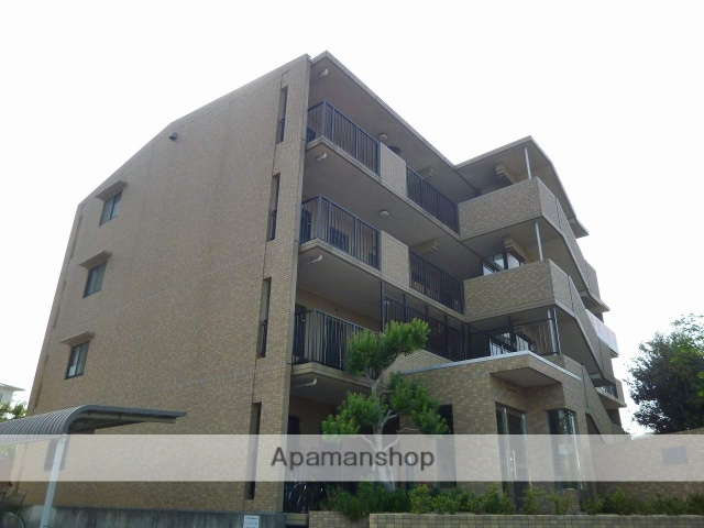 茨城県鹿嶋市、延方駅徒歩66分の築15年 4階建の賃貸マンション