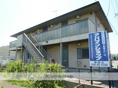 茨城県鹿嶋市、鹿島神宮駅徒歩60分の築14年 2階建の賃貸アパート