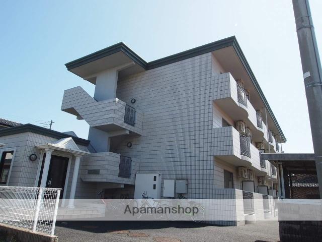 茨城県鹿嶋市、鹿島神宮駅徒歩28分の築13年 3階建の賃貸マンション